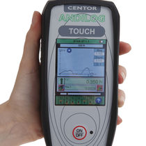 Digital dynamometer / portable / tension/compression / rugged