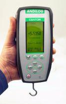Digital dynamometer / portable / tension/compression