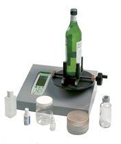 Security bottle closure torque meter / digital / manual