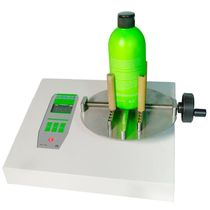 Bench-top torque meter / for bottle closures / for jar covers / digital