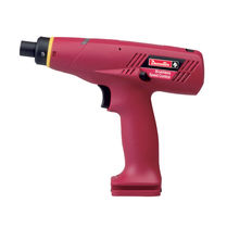 Cordless electric screwdriver / pistol / battery-powered / lightweight