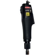 Corded electric screwdriver / straight / DC