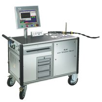 Torque test bench / mobile / hydraulic