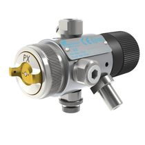 Spray gun / automatic / low-pressure / compact