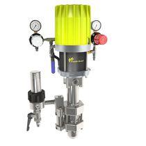 Paint pump / air-driven / normal priming / piston