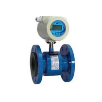 Water flow meter / electromagnetic / IP67
