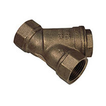 Bronze filter / Y-strainer / threaded