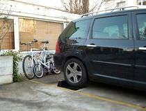 Parking bumper