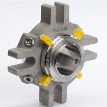 Cartridge mechanical seal / for centrifugal pumps / for mixers / for agitators