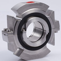 Split mechanical seal / spring / for pumps / for agitators