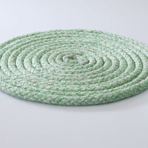Braided fiberglass packing / high-temperature / for furnaces and ovens / for valves