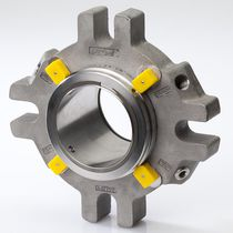 Spring mechanical seal / cartridge / for corrosive liquids / for pumps