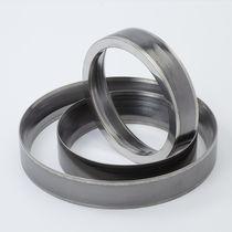Large-diameter sealing ring / expanded graphite packing