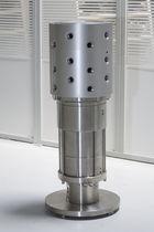 Gas rotary union / multi-passage