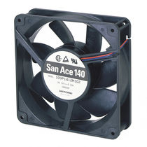 Electronic fan / axial / cooling / DC