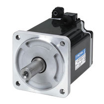 Brushless electric servo-motor / AC / 200 V / medium-inertia