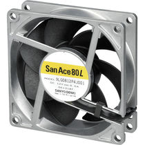 Axial fan / cooling / long-life / DC