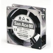 Electronic fan / axial / cooling / AC