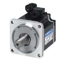 Brushless electric servo-motor / AC / 100 V / medium-inertia