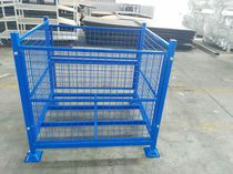 Plastic pallet box / wire mesh / storage