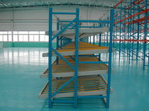 Storage warehouse shelving / box / dynamic