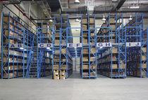 Warehouse industrial mezzanine
