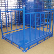 Storage warehouse shelving / for medium loads / stackable