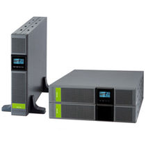 Single-phase UPS / server / with LCD display / compact