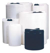 Plastic tank / storage / vertical