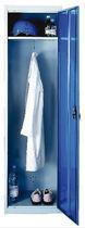 Storage cabinet / hinged door / floor-standing / metal
