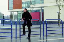 Pedestrian barrier / steel mesh
