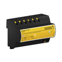 Type 3 surge arrester / three-phase / DIN rail