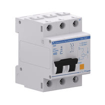 Type 3 surge arrester / single-phase / DIN rail