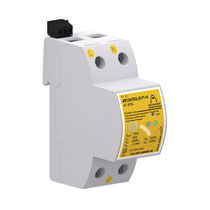 Type 2 surge arrester / single-phase / DIN rail