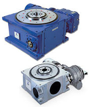 Globoidal cam rotary indexing table / for machine tools