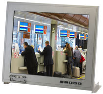 TFT monitor / touch screen / embedded / 1024 x 768