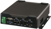 Embedded computer / Intel® Core i7 / industrial / fanless