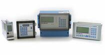 Ultrasonic level transmitter / for solids / for liquids / for tanks