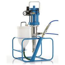 Resin mixer-dispenser