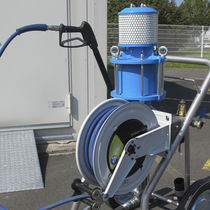 High-pressure cleaner / water / compressed air / hydraulic