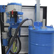Dynamic industrial agitator / batch / for liquids / vertical