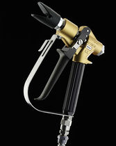 Spray gun / for paint / manual / airless