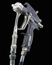 Spray gun / for paint / manual