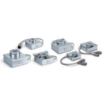 Rotary actuator / electric / compact / handling