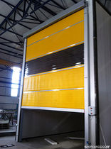 Roll-up doors / exterior / industrial / high-speed