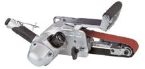 Pneumatic sander / belt / for heavy-duty applications
