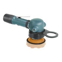 Orbital polisher / pneumatic / for all materials
