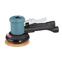 Pneumatic sander / random orbital / with dust extraction system / dual-action