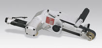Belt sander / pneumatic / for heavy-duty applications / heavy-duty