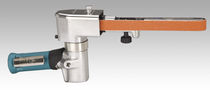 Belt sander / pneumatic / high-efficiency